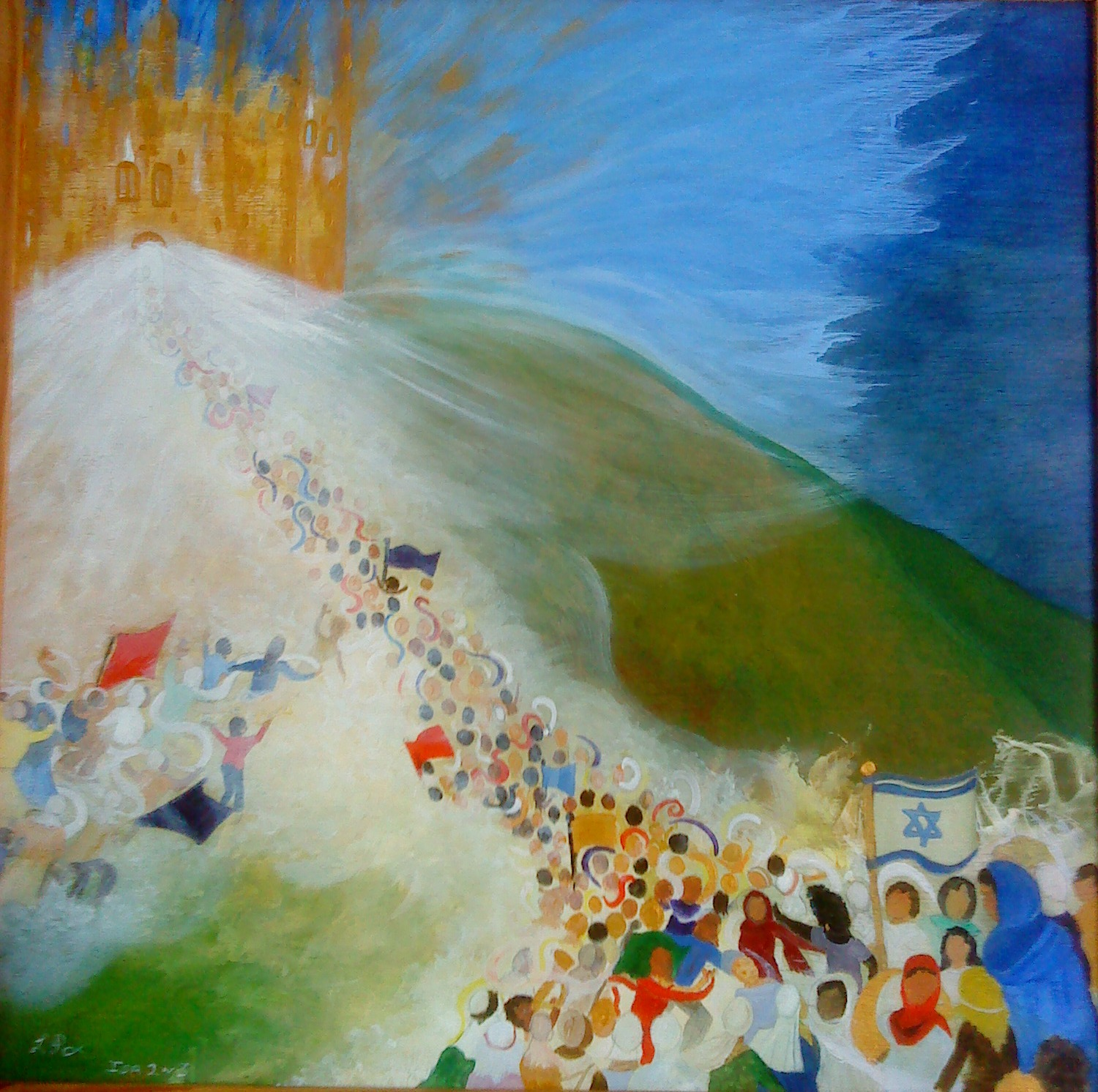 In the last days the mountain of the lord s temple will be